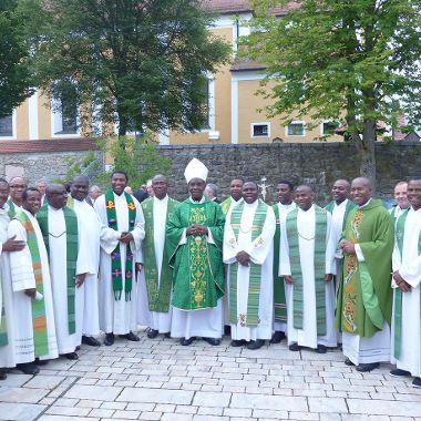 Bischof in Rettenbach