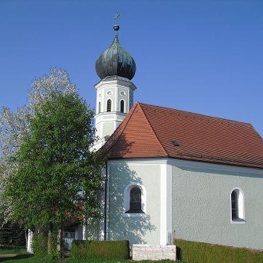 Kirche Ebersroith