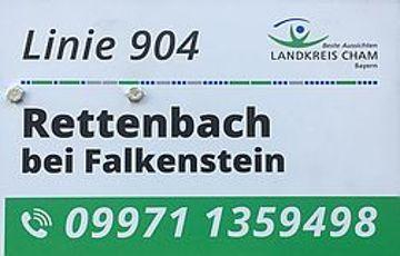 Rufbuslinie ab 01. Juni 2019 auch ab Rettenbach!