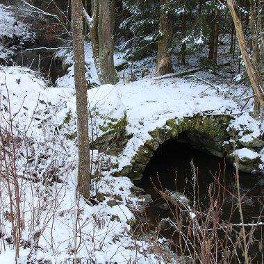 Brücke Holzmühle - Margot Gambel
