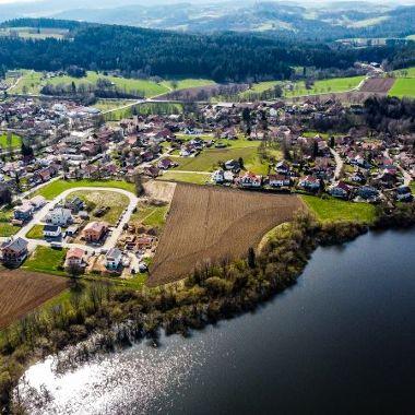 Luftaufnahme Stausee - Heinz Hornik