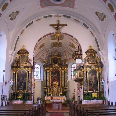 Kirche Rettenbach